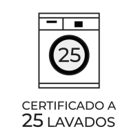 25 LAVADOS