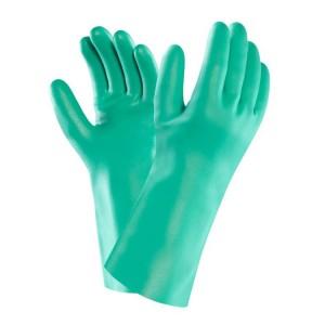 Guantes de protección química de nitrilo Solvex® 37-655