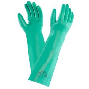 Guantes de protección química de nitrilo Solvex® 37-185