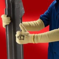 Guantes de protección corte y calor