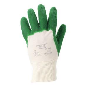 Guantes de protección química de látex de caucho Gladiator® 16-500