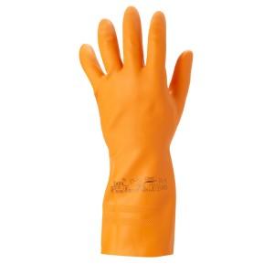 Guantes de protección química de látex de caucho Extra™ 87-955