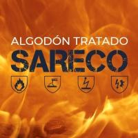 ALGODÓN TRATADO - CALOR Y LLAMA, SOLDADURA, ANTIESTÁTICO, ARCO ELÉCTRICO