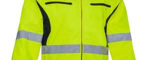 Presentamos un modelo emblemático, CAZADORA SOFTSHELL Alta Visibilidad bicolor