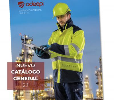 ADEEPI, nuevo Catálogo General 2.1