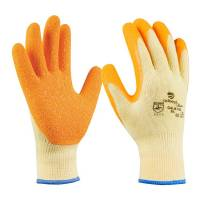 GUANTE DE SEGURIDAD POLYCOTTON/LATEX ADEEPI GLOVES: GALN-700