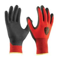 GUANTE ROJO NYLON/T-TOUCH ADEEPI GLOVES: NS15FO-560