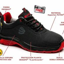 ZAPATO DE SEGURIDAD ADEEPI SHOES APOLO (S3 SRC ESD)